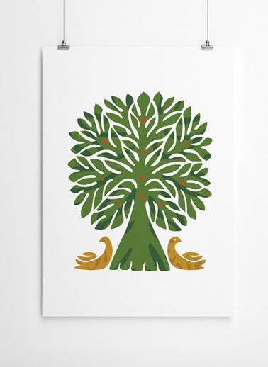 Hayat Ağacı Poster-Fabl